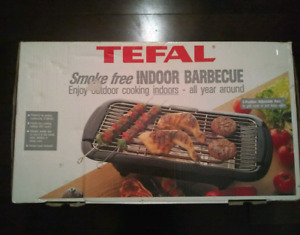 Tefal indoor smokeless barbeque