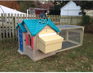 Looking For Old Plastic Playhouse