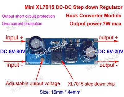 Dc-dc 680v 12v 24v 36v 48v 72v To 5v-20v Buck Step Down Voltage Regulator Power