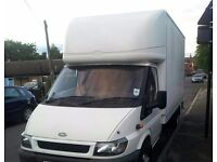 Transit Luton 350 LWD with Tail Lift Low Miles.
