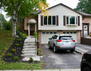 3 bed semi with garage in Woodstock