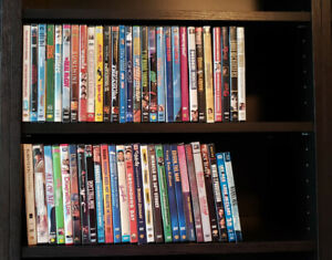 Romance, Comedy and Drama movie lot on DVD for sale