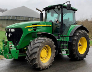 2010 John Deere 7830 with 3350 hrs!