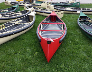 Sportspal 14 ft pointed canoe 41lbs holds 800lbs
