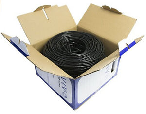 Cat6 Ethernet Cable approx 700ft and accesories