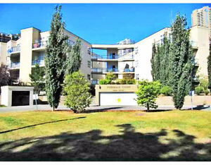 SPACIOUS 3-BDRM CONDO WITH TWO UNDERGROUND PARKING STALLS