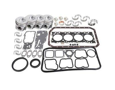 Engine Overhaul Kit Fits Case 450 Skid Steer Loader With Iveco N45