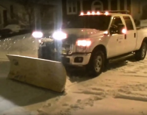 2012 Ford F-250 XLT CREW 6.5 BOX WITH FISHER PLOW