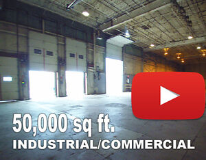 50,000 sq ft Industrial/Commercial - Chatham-Kent