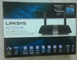 Linksys AC1200+ Router (EA6350)