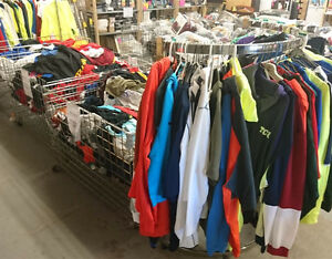 Brand Name Clothing Liquidation