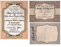 Invitations @ $0.25/each (Env. Inc)