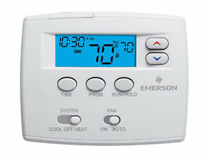 Emerson Single Stage 5/1/1 Programmable Digital Thermostat - New Cambridge Kitchener Area image 1
