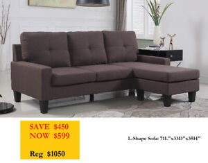 Sectional Sales