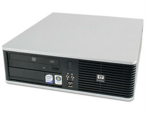 HP Core2Duo 3.0GHz, 4GB RAM, 250GB HDD, Win7Pro