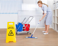 Part-time cleaner for Family Hotel wanted
