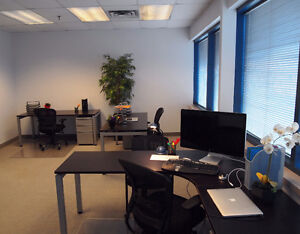 New Co-Working Space in Burlington (Private, Shared, Virtual)