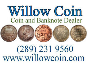 Coins and Banknote Appraisals / Purchases