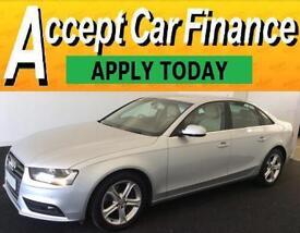 Audi A4 2.0TDIe ( 136ps ) 2013MY SE Technik FROM £57 PER WEEK!