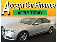 Audi A4 2.0TDIe ( 136ps ) 2013MY SE Technik FROM £57 PER WEEK!