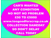 CAR IN ANY CONDITION REQUIRED Durham