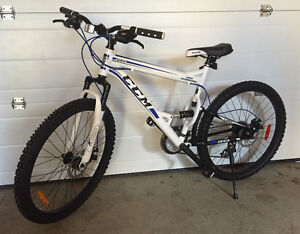 Men's mountain bike, disc brakes