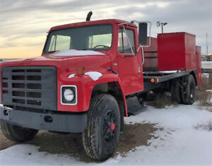 1981 INTERNATIONAL, S SERIES TRUCK