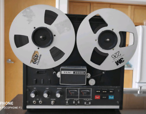 TEAC 3300S Stereo Reel to Reel Tape Recorder