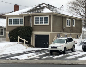 ATTENTION INVESTORS: 2 Apartment Home with Parking for 5 cars