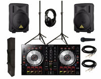 DJ Services and/or DJ Equipment Rental - Lowest price guaranteed