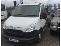 Iveco Daily - Plain Back
