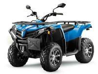 Quadzilla CFORCE 450 Road Legal ATV/Quad