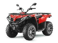 New Quadzilla CForce 520 4x4 Road Legal Quad CF Moto
