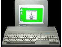 Wanted atari st computers, games and peripherals