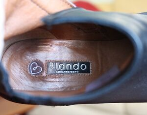 Blondo Leather Ankle Boot West Island Greater Montréal image 2