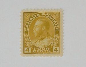 Timbre Canada SC116 MLH