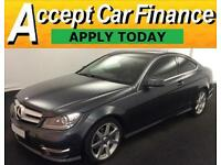 Mercedes-Benz C 250 FROM £88 PER WEEK!