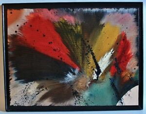 Peinture Tableau Painting Tableaux Abstract Abstraite by MILLA! West Island Greater Montréal image 2
