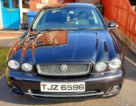 2008 jaguar x-type diesel sports