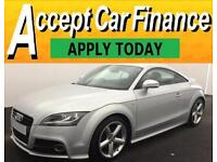 Audi TT Coupe 2.0T FSI Tronic 2011MY S Line FROM £57 PER WEEK.