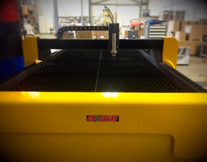 New Crossfire HT-3015 CNC Plasma Cutting Machine