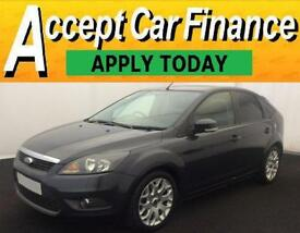 Ford Focus 2.0TDCi Powershift 2010.25MY Zetec FROM £25 PER WEEK.