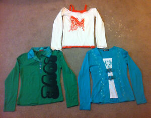 Three Womens' Shirts- Size Small