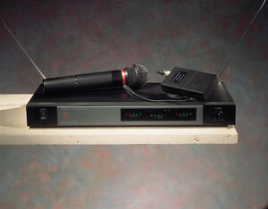 Turns Any Microphone Into A Wireless One (ATW 1032) Kitchener / Waterloo Kitchener Area image 4