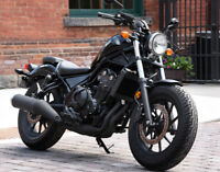 Honda Rebel 500 - Bike of the year ? City of Toronto Toronto (GTA) Preview