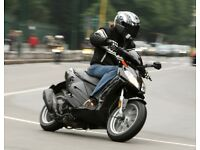 APRILIA SPORTCITY CUBE 125 only 2013 reliable petrol and really reliable