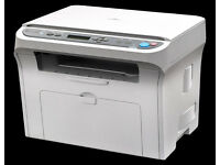 NEW PANTUM M6000 MONO LASER PRINTER - PRINT COPY SCAN IN BLACK - 12 MONTHS WARRANTY - LAPTOP - PC