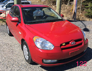 122- Hyundai Accent Berline 2011