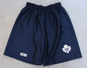 Toronto Maple Leafs Athletic Shorts, Youth's Medium, Like new!