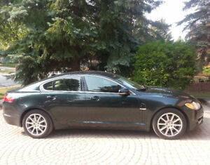 2010 Jaguar XF Luxury Sedan CERTIFIED